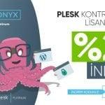 Plesk Onyx Kontrol Panel Lisansları %20 İndirimli
