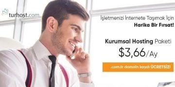 Ücretsiz .Com.tr Domain Kampanyası! 1