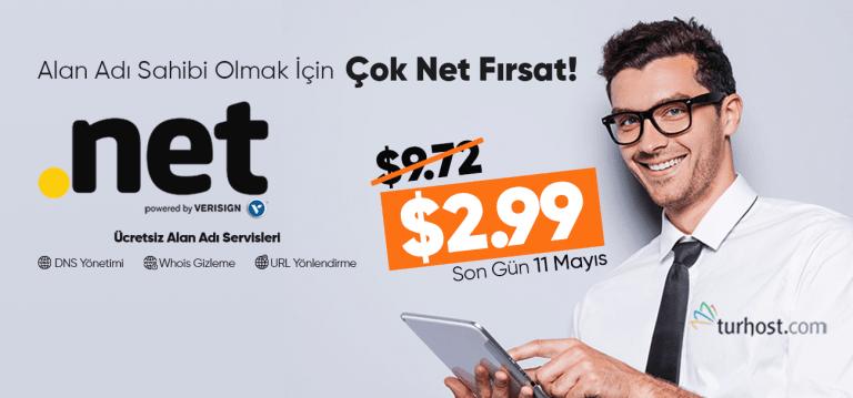 2,99$'a .Net Domain Kampanyası ! 1