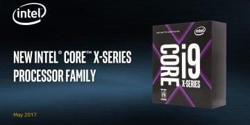 Yeni Nesil Intel İşlemci Serisi - i9 Core X 50