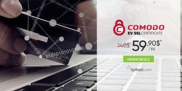 COMODO EV SSL Sertifikası %57 İndirim Fırsatı! 13