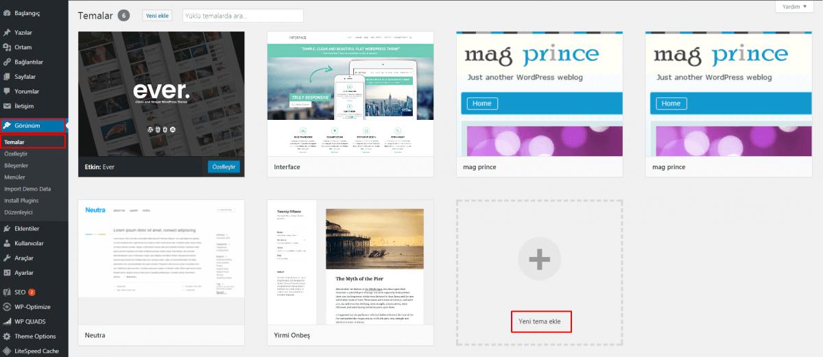 Blog Sitesi Açmak İçin Yapılması Gerekenler 11