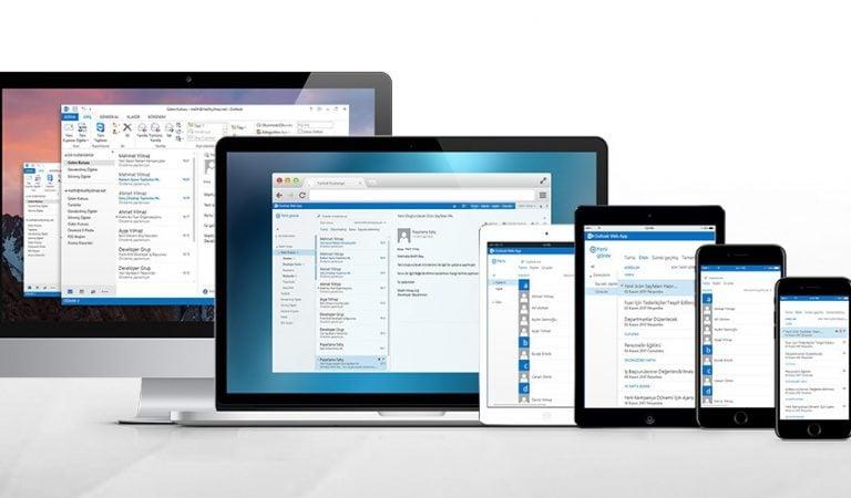 Exchange Mail | İşletmeler İçin Profesyonel E-Posta Hizmeti