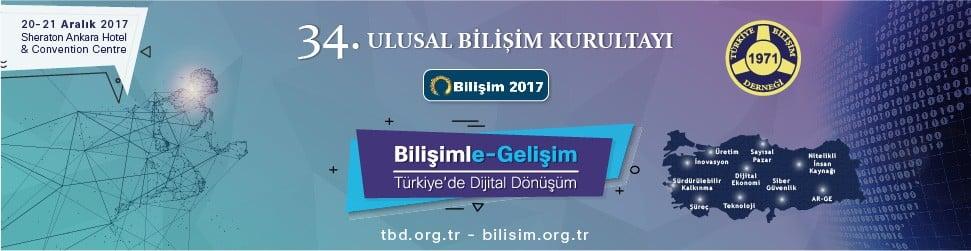 34. Ulusal Bilişim Kurultayı Ankara'da Gerçekleştirildi 40