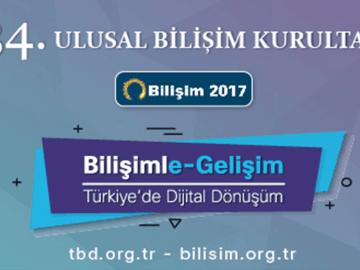 34. Ulusal Bilişim Kurultayı Ankara'da Gerçekleştirildi 10