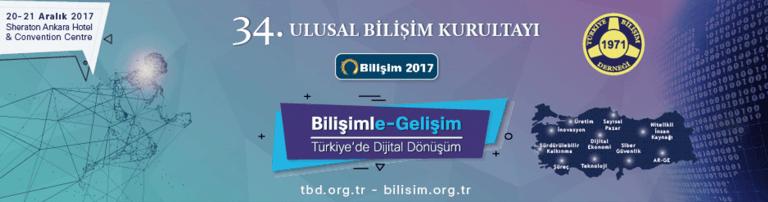 34. Ulusal Bilişim Kurultayı Ankara'da Gerçekleştirildi 1