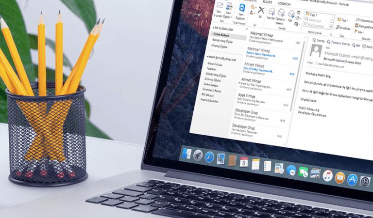 Mail Server – İşletmeler İçin Profesyonel E-Posta Servisi