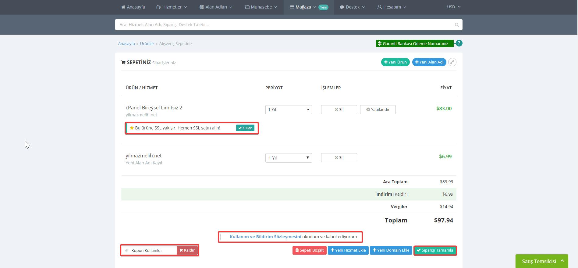 Web Hosting Nasıl Satın Alınır? 45