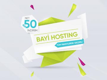Bayi (Reseller) Hosting Kampanyası | %50 İndirim Fırsatı! 9