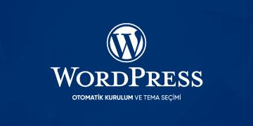 1 Dakikada WordPress Web Sitesi Nasıl Kurulur? (Video Anlatım) 23