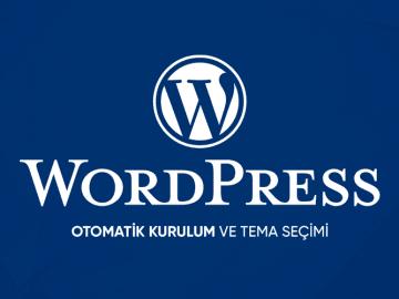 1 Dakikada WordPress Web Sitesi Nasıl Kurulur? (Video Anlatım) 15