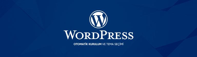 1 Dakikada WordPress Web Sitesi Nasıl Kurulur? (Video Anlatım) 1