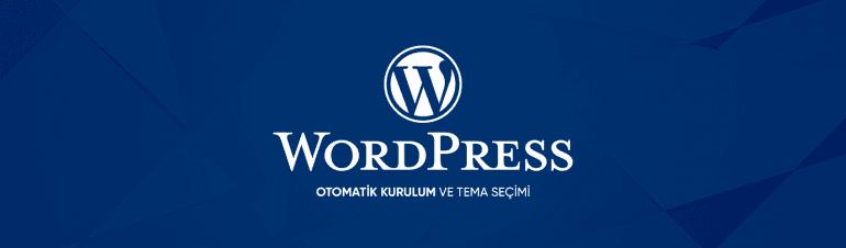 wordpress-otomatik-kurulum