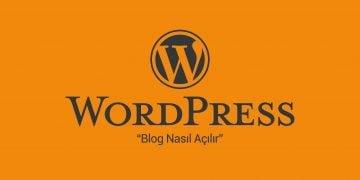 WordPress Blog Nasıl Açılır? 51