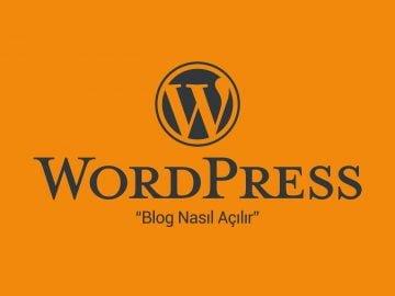 WordPress Blog Nasıl Açılır? 26
