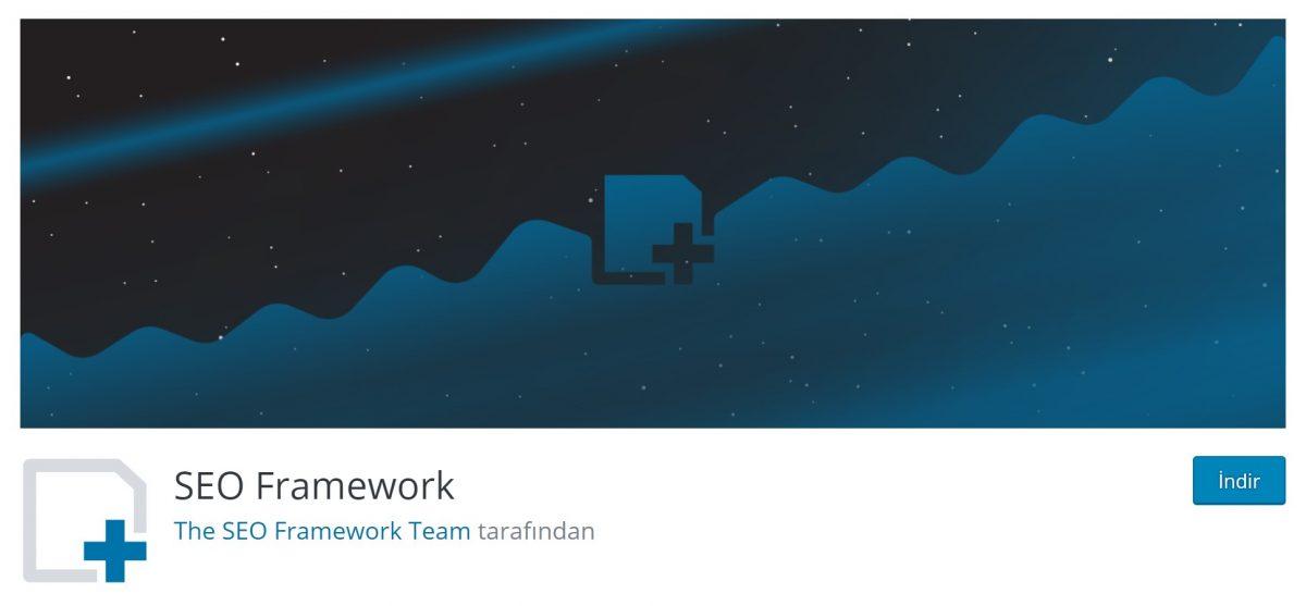 Seo Framework ile sosyal medyada paylaşılan linklerin ön izlemesini görebilirsiniz.