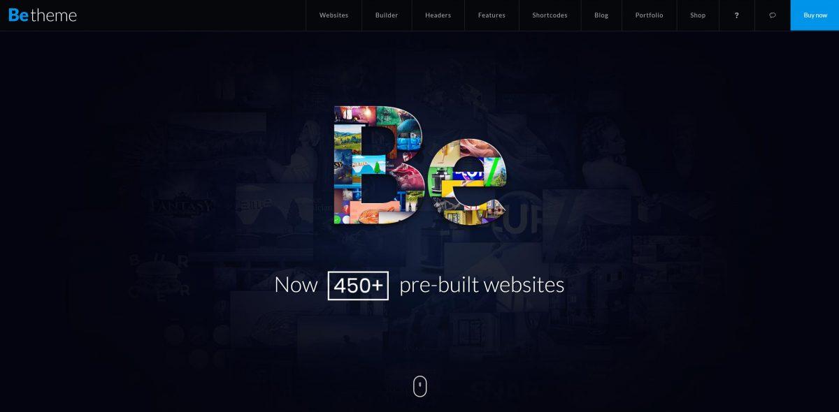 Wordpress BE kişisel blog teması