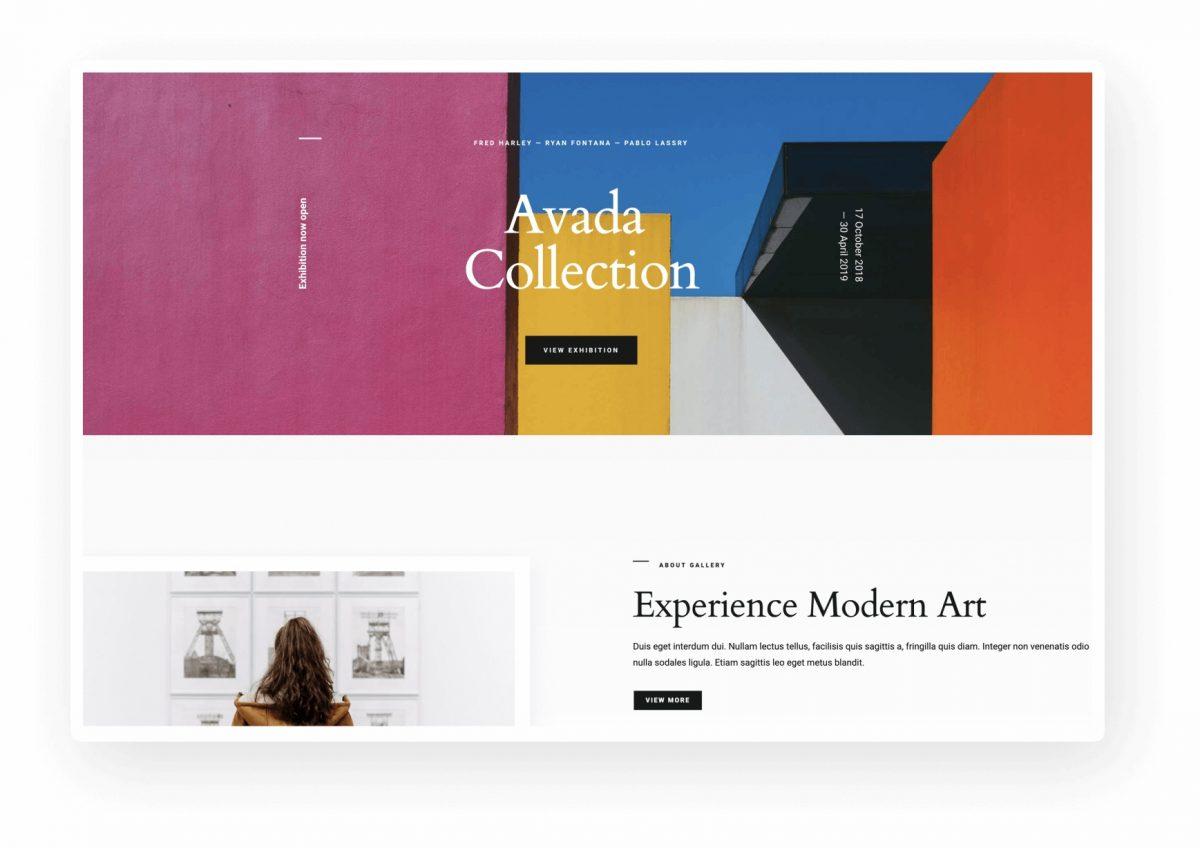 Avada Collection