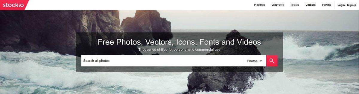 Stockio vektörel çizim siteleri