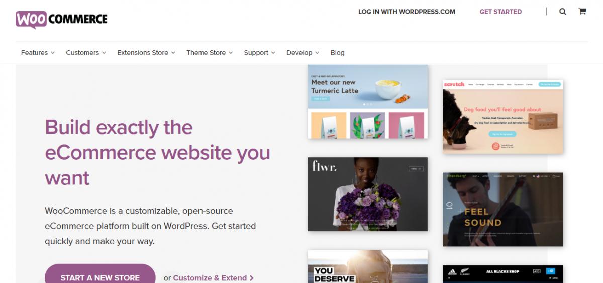 WooCommerce ücretsiz e-ticaret eklentisi