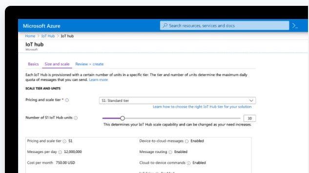 Microsoft Azure'un Avantajları