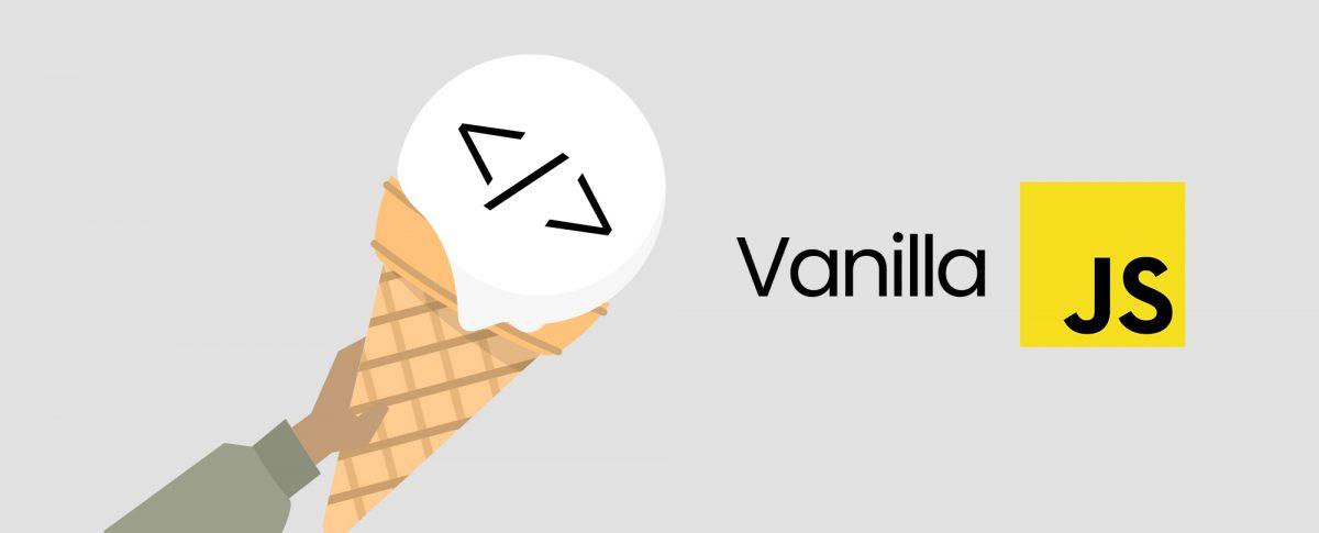 Kitaplıklar ve Çerçeveler, Javascript, JS, Vanilla JS, API'ler