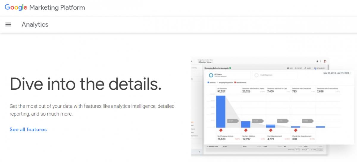 Google Analytics, en iyi ücretsiz SEO araçları, arama motoru optimizasyonu, Google Analytics Nedir? Google Analitik, SEO analizi, dijital pazarlama araçları