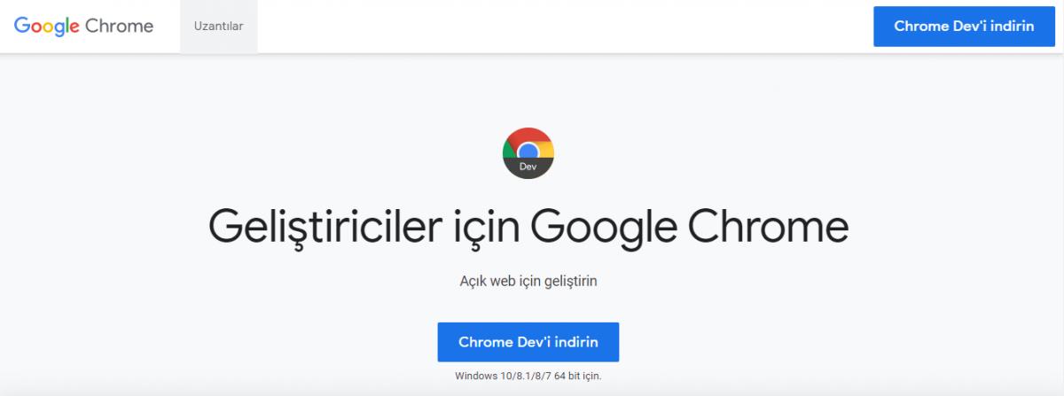 Chrome Devtools, en iyi ücretsiz seo araçları, dijital pazarlama aracı, geliştiriciler için google chrome