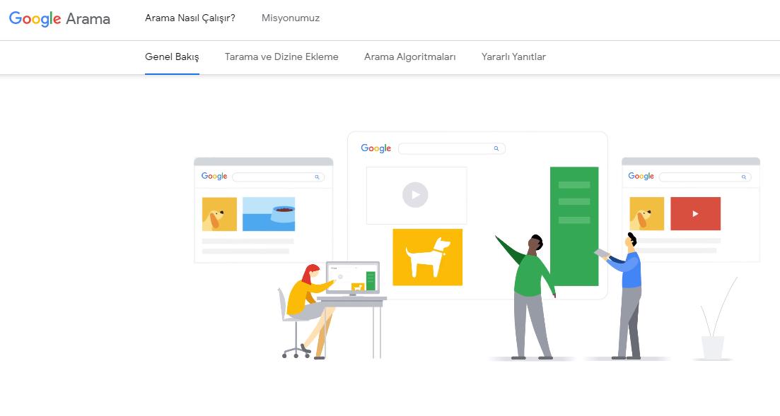 en iyi ücretsiz seo araçları, dijital pazarlama aracı, Google Arama