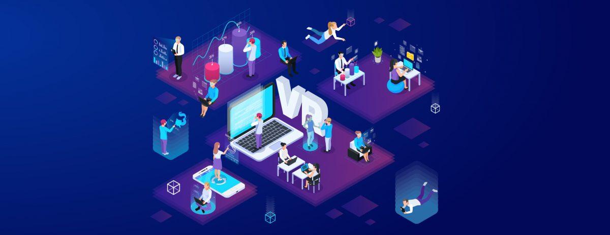 Sanallaştırma Çeşitleri, Masaüstü Sanallaştırma (Desktop Virtualization) Uygulama Sanallaştırma (Application Virtualization) Sunucu Sanallaştırma (Server Virtualization) Ağ Sanallaştırma (Network Virtualization) Depolama Sanallaştırma (Storage Virtualization)