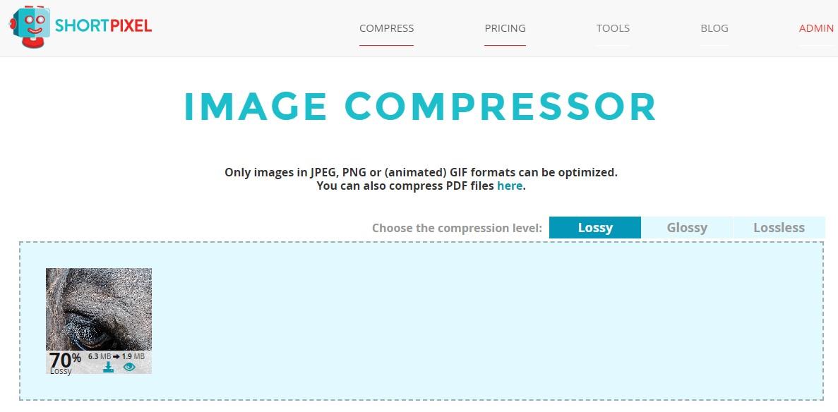 WordPress'te WebP Kullanımı