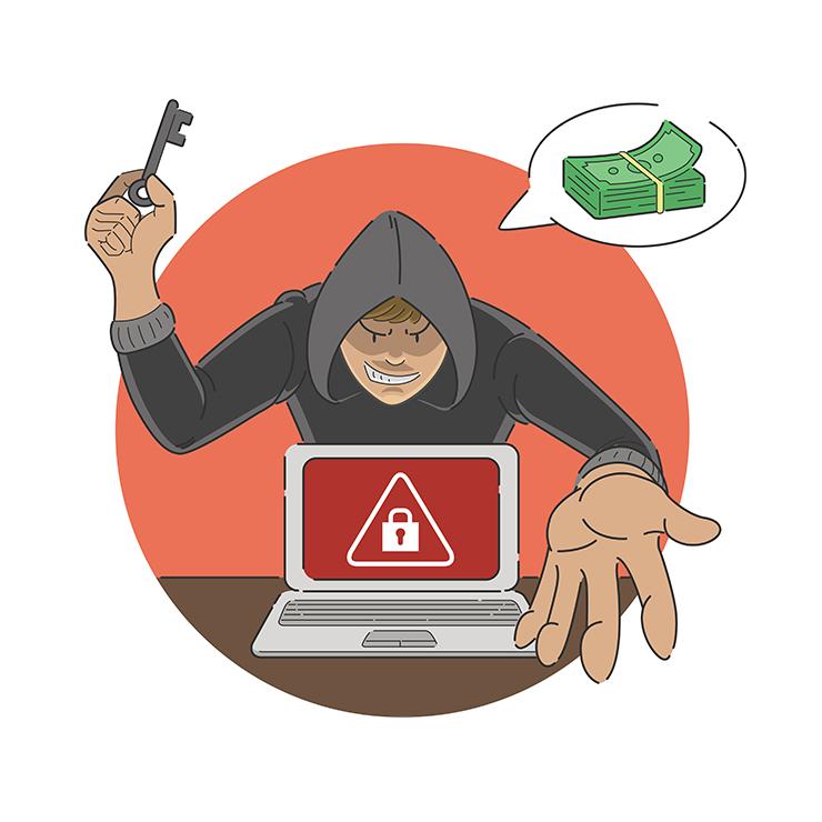 Fidye Yazılımı (Ransomware)