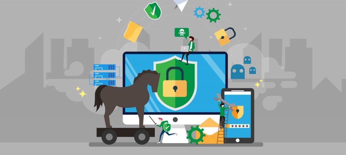APT (Advanced Persistent Threats), Truva Atı (Trojan Virüsü)